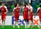 """""""Arsenal"""" astotā uzvara pēc kārtas, Vaņina """"Zurich"""" otrā uzvara Eiropas līgā"""