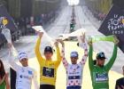 "Izstādes laikā nozagta ""Tour de France"" čempiona Tomasa trofeja"