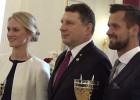 Video: Vējonis apbalvo, Vaičule neatpazīst jauno uzvārdu, Kirts nedomā par Baltijas rekordu