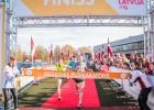 Girgensons sīvā cīņā triumfē Siguldas pusmaratonā