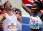 Daudzcīņnieks Majē un sprintere Ešere-Smita atzīti par Eiropas gada vieglatlētiem