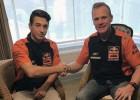 Par Jonasa aizstājēju KTM komandā kļuvis francūzis Vials