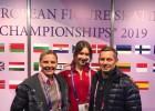 Daiļslidotāja Jubkāne netiek uz EČ garo daļu un finišē 35. pozīcijā