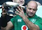 Īrija uz uzvaru takas atgriežas ar panākumu Edinburgā