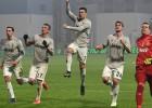 """Ronaldu gūst divdesmitos vārtus un palīdz """"Juventus"""" uzvarēt"""