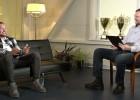 """Video: Rih. Bukarts: """"Diplomdarbā taisīju sienas pulksteni no alumīnija un organiskā stikla"""""""