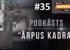Video: #35 <i>Ārpus Kadra:</i> Kā jāfano tenisa mačos? Jūrmalā būs tenisa Jaunais vilnis!