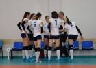 Baltijas līgā RVS volejbolistes ierindojas 2. vietā
