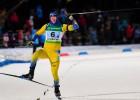 Talantīgā Zviedrijas izlase izcīna pārliecinošu uzvaru jauktajā stafetē
