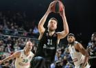 Peiners sezonu Turcijā noslēdz ar +49, Leimanim Grieķijā 4/16 metienos no spēles