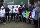 Video: MTB jaunā sezona: vēl vairāk dāmu, Dombrovska trase, klasika ar finišu Cēsīs
