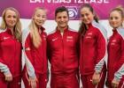 Marcinkēviča un Vismane nenoliedz atbildību, bet pauž gatavību spēlēt pret Vācijas līderēm