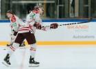 Latvija atgūstas pēc vāja sākuma un pēcspēles metienos pieveic Franciju