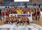 """""""Riihimaen Cocks"""" un Nils Kreicbergs uzvar Baltijas handbola līgā"""