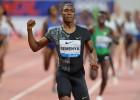 Semenja uzvar karjeras, iespējams, pēdējās 800 metru sacīkstēs