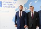 Latvija vēlas atkal rīkot Eiropas čempionātu pludmales volejbolā