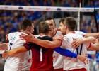 Volejbola izlasi šovakar Talsos eksaminēs Baltkrievija, tiešraide Sportacentrs.com TV