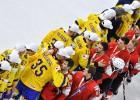 Kanāda un Vācija cīņā par otro vietu, Bratislavā pagājušā gada fināla atkārtojums