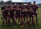 Latvijas U19 izlase Federācijas kausu Liepājā noslēdz ar uzvaru pār Kipru