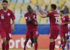 """Katara """"Copa America"""" debijā atspēlē divu vārtu deficītu pret Paragvaju"""