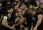 """""""Jaguares"""" turpina pārsteigt un iekļūst Super Rugby pusfinālā"""