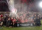 """""""Crusaders"""" trešo gadu pēc kārtas kļūst par Super Rugby čempioniem"""