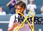 Basilašvili atkārtoti uzvar Hamburgā, Ramosam 200. uzvara dod otro titulu