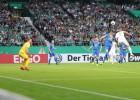 """Plendišķis 41,5 tūkstošu skatītāju klātbūtnē spēlē pret savu bijušo klubu """"Werder"""""""