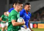 Īrija pārliecinoši pieveic Samoa un garantē vietu ceturtdaļfinālā