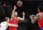 Strēlnieks aktīvi piedalās tālmetienu festivālā, CSKA samet 114 punktus Valeiko