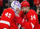 """NHL sliktākā komanda """"Red Wings"""" neplāno atbrīvoties no galvenā trenera"""