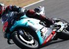 """Kvartararo atkal uzvar """"MotoGP"""" posmā, Rosi pirmais pjedestāls gada laikā"""