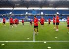 """Eiropas līga: """"Roma"""" izaicinās pieckārtējo čempioni """"Sevilla"""""""
