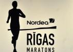 Nordea Rīgas maratonā gan skries, gan <i>tvītos</i>