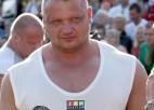 """Kazeļņiks jau rīt uzsāk startu """"The World's Strongest Man 2010"""""""