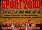 """SPORT 2000"" nakts futzāla maratons Valmierā"