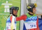 """Marokas slēpotājs: """"Bez naudas var sasniegt sapni"""""""
