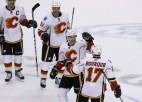 """""""Flames"""" viesos pieveic """"Flyers"""", latvieši nespēlē"""