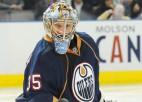 """""""Flames"""" mājās apspēlē """"Lightning"""", Edmontonā spēle ieilgst"""