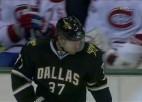 Video: Skrastiņam uzvaras vārti pār ''Canadiens''