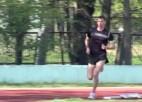 Video: Kā maratonam gatavojas godalgoto vietu pretendenti?