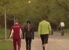 Video: Kā Nordea Rīgas maratonam gatavojas viena no favorītēm Dace Lina?