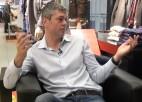 """Video: Bagatskis: """"Nesaprotu, kāpēc jaunie spēlētaji aizbrauc"""""""