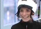 """Video: Priedulēna: """"Ar pirmo braucienu esmu apmierināta, otro - nē"""""""