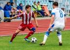 Video: Augumā nelielā Afanasjeva gols ar galvu - skaistākais 18. kārtā