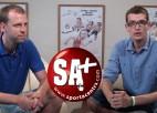 Video: SA+ basketbols: Liekam atzīmes izlases spēlētājiem