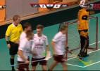 Video: Latvija rezultatīvā mačā uzvar Slovākiju