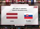 Video: 12.05.2013. Pārbaudes spēle Latvija - Slovākija. Spēles ieraksts