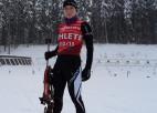 Biatlona sprints sievietēm: Juškāne startēs 32., ierindā visas favorītes