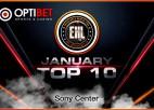 Video: Entuziastu Hokeja Līgas janvāra TOP 10 video momenti